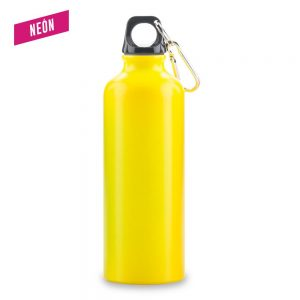 Botilito Metálico Sport Bottle Neon – 500 ml.